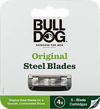 Kup Wymienne wkłady do maszynki - Bulldog Skincare Original 4