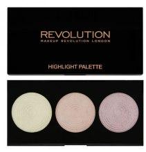 Kup Paleta pudrów rozświetlających - Makeup Revolution Highlight Palette