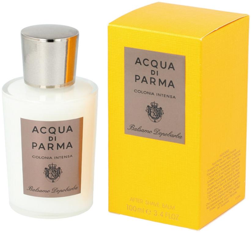 Acqua di Parma Colonia Intensa - Perfumowany balsam po goleniu — фото N1