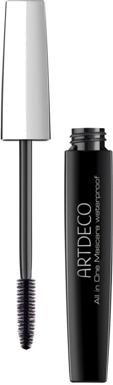Tusz do rzęs - Artdeco All in One Mascara Waterproof