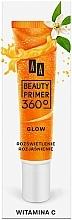 Kup Baza pod makijaż z witaminą C Rozświetlenie i rozjaśnienie - AA Beauty Primer 360 Glow