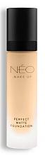 Kup Matujący podkład do twarzy - NEO Make Up Perfect Matte Foundation