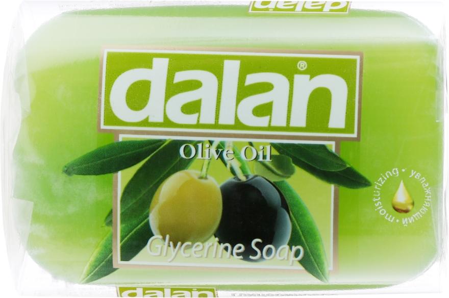 Glicerynowe mydło w kostce Oliwa z oliwek - Dalan Glycerine Olive Oil