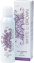 Kup Samoopalająca mgiełka do ciała - White To Brown Self Tanning Mist Medium