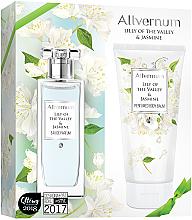 Kup PRZECENA! Allvernum Lily Of The Valley & Jasmine - Zestaw (edp 50 ml + b/lot 200 ml) *