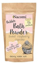 Kup Puder do kąpieli Malinowa babeczka - Nacomi Sweet Raspberry Cupcake Bath Powder
