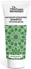 Kup Naturalny szampon z olejem z awokado przyspieszający wzrost włosów - Dr. Derehsan Shampoo With Avocado Oil