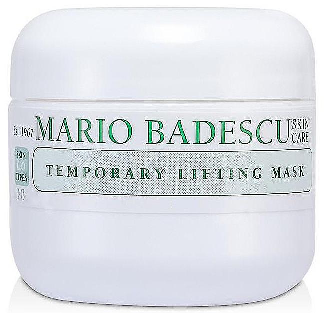 PRZECENA! Maska liftingująca do twarzy - Mario Badescu Temporary Lifting Mask * — фото N1