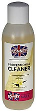 Kup Płyn do odtłuszczania paznokci Wanilia - Ronney Professional Nail Cleaner Vanilia