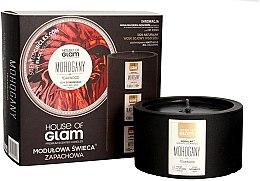 Kup Modułowaświeca zapachowa - House of Glam Mohogany&Teakwood Candle