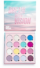 Kup Paleta cieni do powiek - Makeup Obsession Dream With Vision Eyeshadow Palette