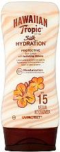 Kup Kremowy nawilżający balsam ochronny do ciała SPF 15 - Hawaiian Tropic Silk Hydration Sun Lotion