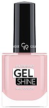Żelowy lakier do paznokci - Golden Rose Extreme Gel Shine Nail Color — фото N1
