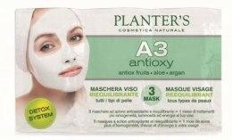 Kup Detoksykująca maska do twarzy z kompleksem przeciwutleniającym - Planter's A3 Antioxy Detox Face Mask