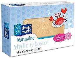 Kup Naturalne mydło w kostce dla niemowląt i dzieci - Skarb Matki