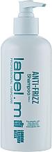 Kup Wygładzający szampon do włosów - Label.m Anti-Frizz Shampoo