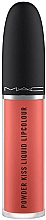 Kup Pomadka w płynie - MAC Powder Kiss Liquid Lipcolour