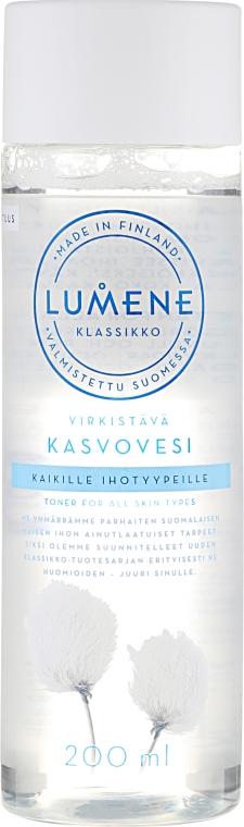 Odświeżający tonik do twarzy - Lumene Klassikko Refreshing Toner