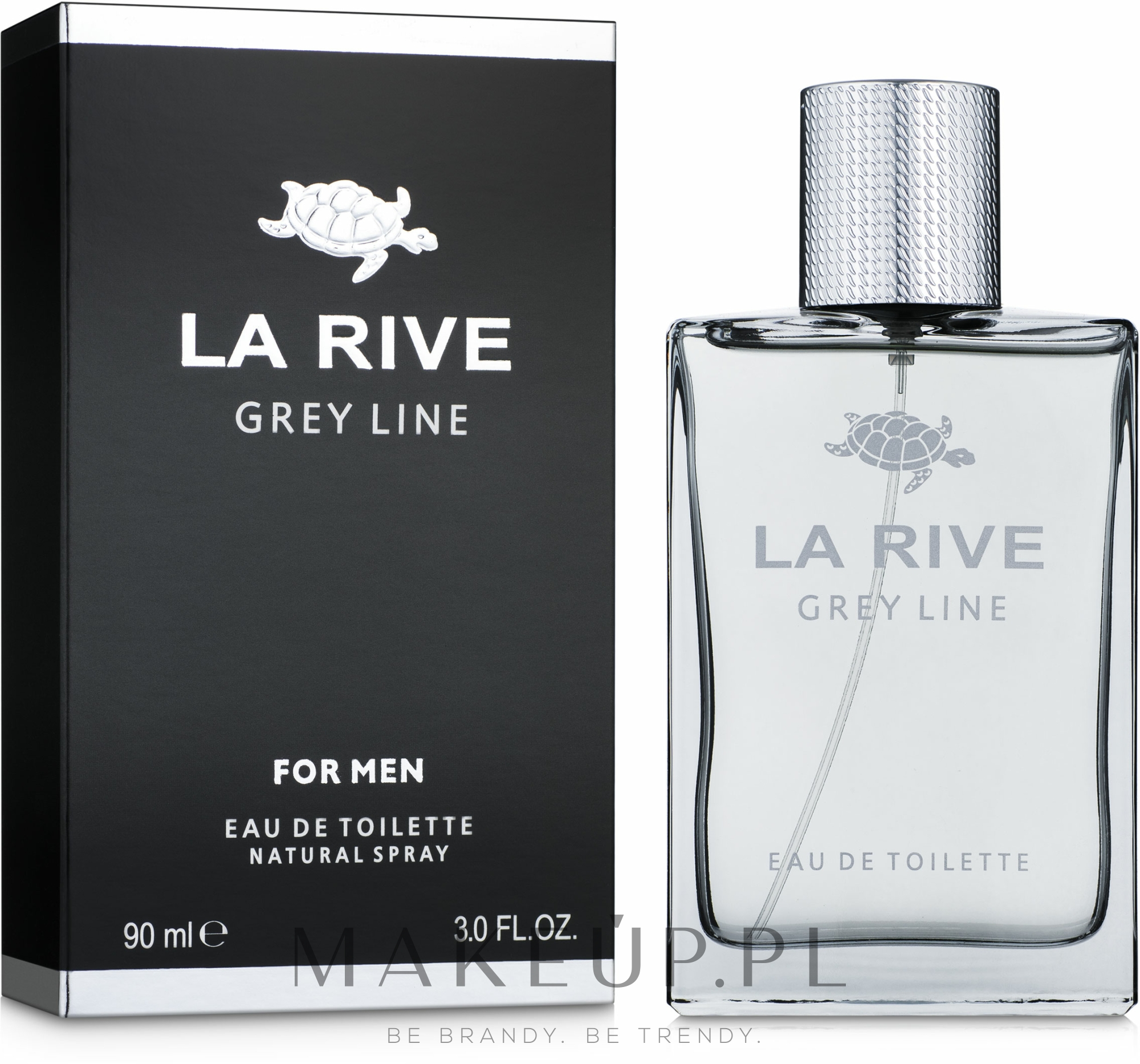 La Rive Grey Line - Woda toaletowa — фото 90 ml
