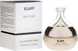 Kup Krem do okolic oczu - Klapp Silk Code Eye Contour Cream
