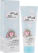 Kup Pianka do mycia twarzy z ekstraktem z róży - Esfolio Pure Skin Rose Cleansing Foam