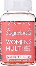 Kup Multiwitamina w żelkach dla kobiet - Sugarbearhair Women's Multi Vegan Multivitamin