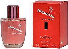 Kup Cote d`Azur Gepardo Red Women - Woda perfumowana