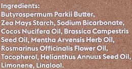 Naturalny dezodorant w kremie Mięta i rozmaryn - The Lekker Company Natural Deodorant — фото N4