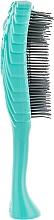 Szczotka do włosów, miętowa - Tangle Angel Essentials Aqua Mint — фото N4