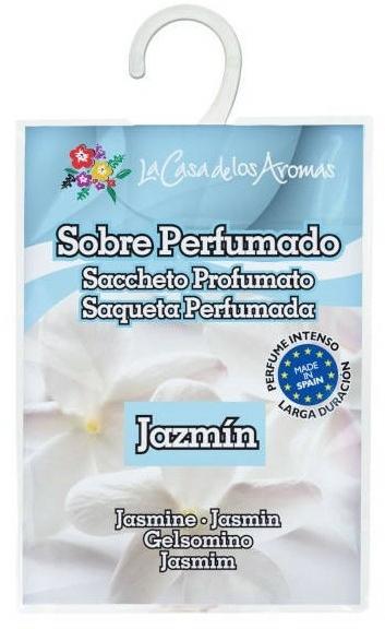 Saszetka zapachowa Jaśmin - La Casa de Los Aromas Scented Sachet — фото N1