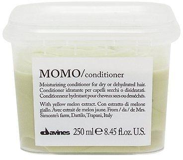 Nawilżająca odżywka do włosów suchych i odwodnionych - Davines Momo Moisturizing Conditioner