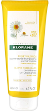 Kup Odżywka z ekstraktem z rumianku do włosów blond - Klorane Blond Highlights Conditioner With Chamomile