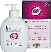 Kup Płyn do higieny intymnej z kwasu mlekowego i wyciągami z ziół - Gentle Day