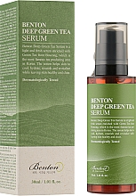 Kup Serum do twarzy z wyciągiem z zielonej herbaty - Benton Deep Green Tea Serum
