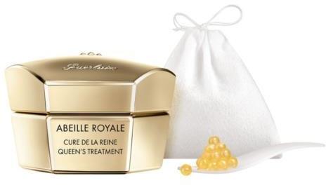 Rewitalizujące ampułki z mleczkiem pszczelim do twarzy - Guerlain Abeille Royale Queen's Treatment — фото N1