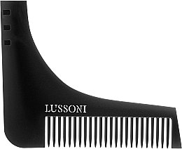 Kup Grzebień do brody - Lussoni BC 600 Barber Comb