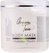 Kup Maska do ciała Zielona herbata - Sezmar Collection Professional Body Mask Green Tea