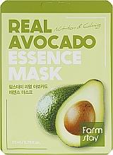 Kup Maseczka do twarzy z ekstraktem z awokado - FarmStay Real Avocado Essence Mask