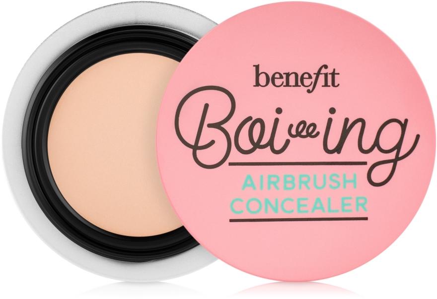 Maskujący korektor do twarzy - Benefit Boi-Ing Airbrush Concealer