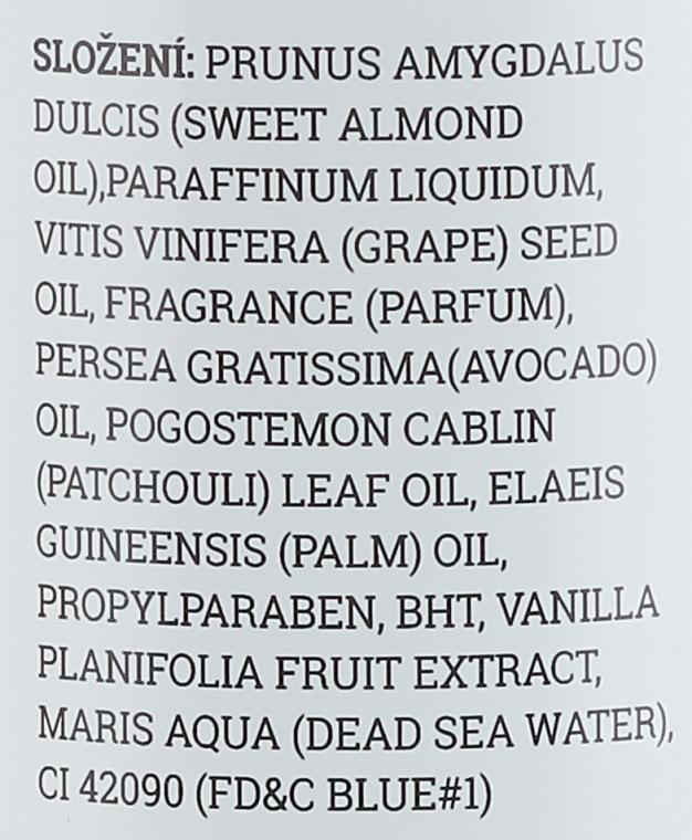 Pachnący olejek do ciała Ocean - Sefiros Ocean Body Oil — фото N2