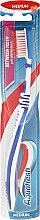 Kup Szczoteczka do zębów, średnia twardość, biało-niebieska - Aquafresh Between Teeth Medium