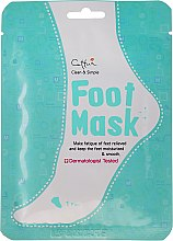 Kup Nawilżająca maska do stóp - Cettua Moisturizing Foot Mask