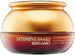 Kup Krem przeciwstarzeniowy z ekstraktem z jadu węża - Bergamo Intensive Snake Wrinkle Care Cream