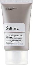 Kup Serum do twarzy z 30% witaminą C - The Ordinary Vitamin C Suspension 30% In Silicone