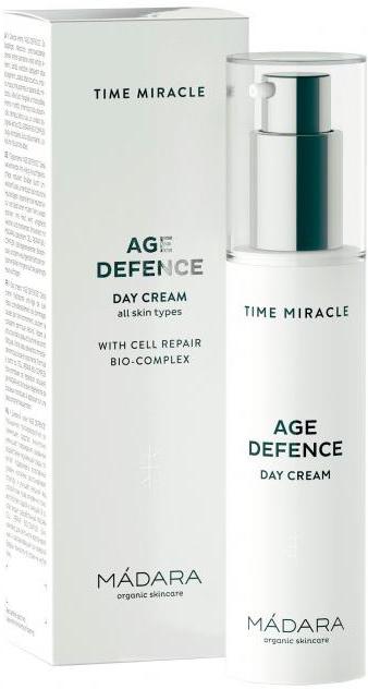 Krem do twarzy - Madara Cosmetics Time Miracle Age Defence — фото N1