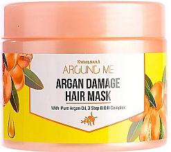 Kup Maska do włosów zniszczonych - Welcos Around Me Argan Damage Hair Mask