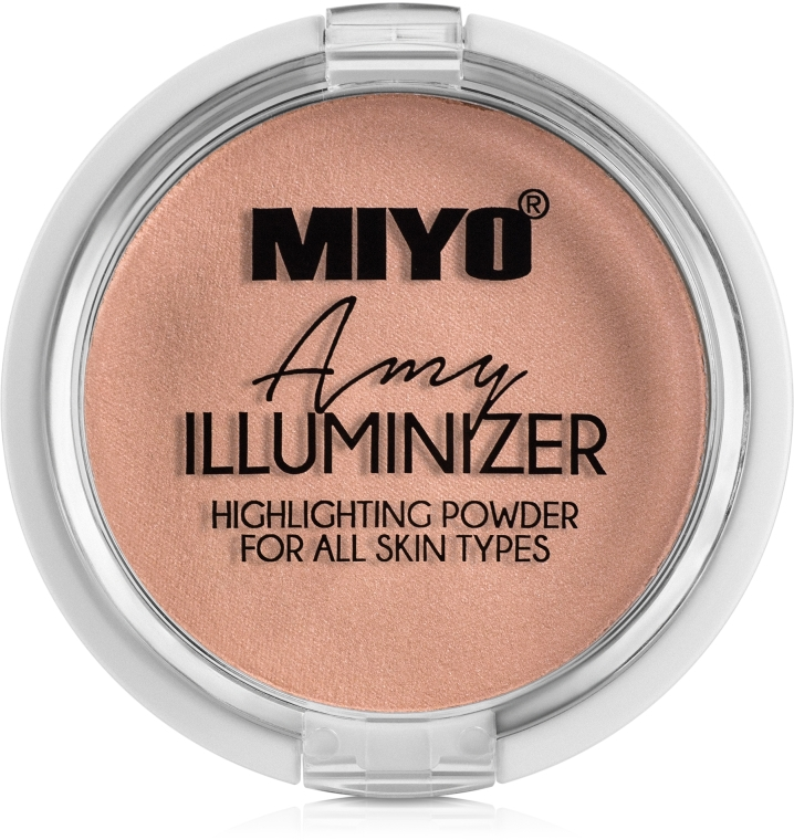 Puder rozświetlający - Miyo Illuminizer Highlighting Powder