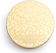 Prasowany transparentny puder do twarzy - Revolution Pro New Neutral Translucent Pressed Powder — фото N4
