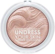 Kup Rozświetlacz do twarzy - MUA Makeup Academy Shimmer Highlighter Powder