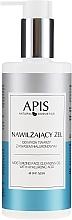 Kup Nawilżający żel do mycia twarzy z kwasem hialuronowym - APIS Professional Moisturising Cleansing Gel